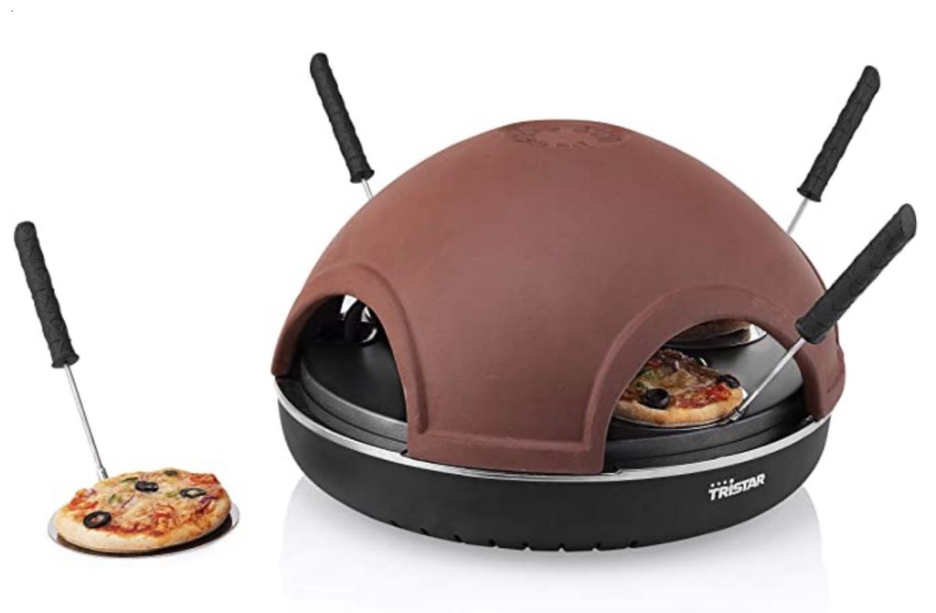 appareil pizza party Tristar PZ-9154